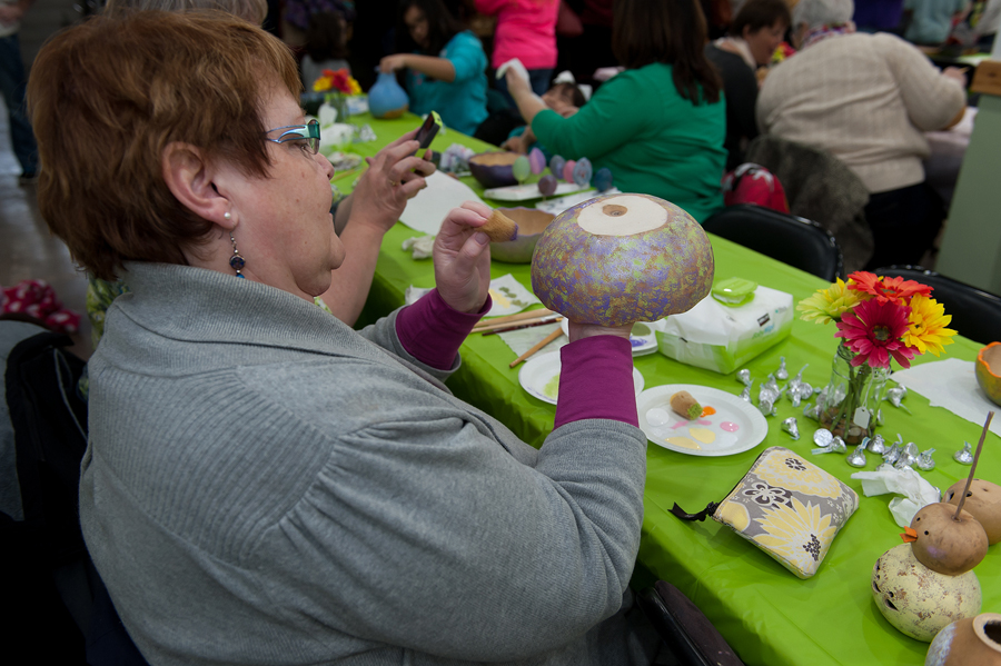 Crafting your own Gourd with Us