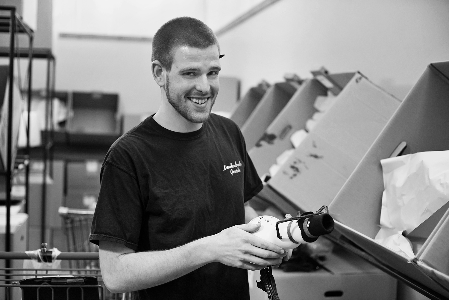 Get to Know our Expert Shipper, Nathan