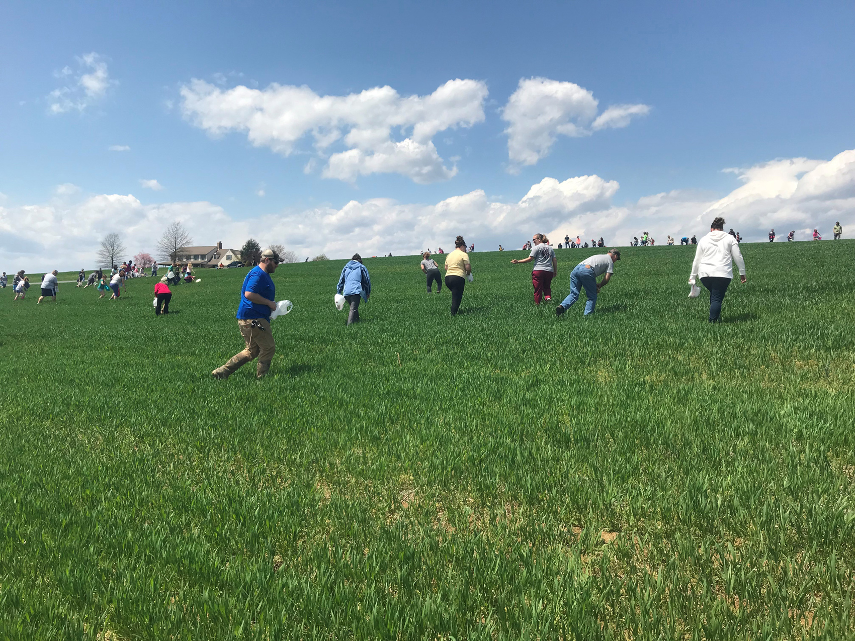 Meadowbrooke's Egg Hunt 2020